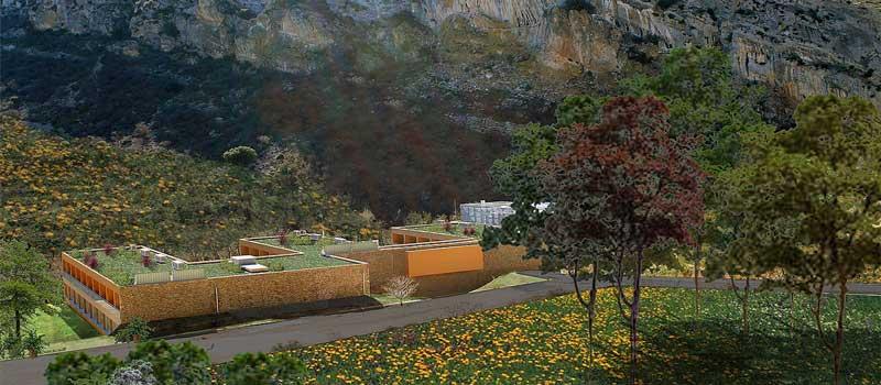 Balneario Baños de Segura en Teruel